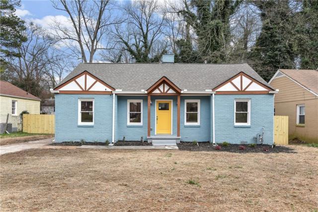 1798 SE Gordon Street SW, Atlanta, GA 30310 (MLS #6512186) :: RE/MAX Prestige