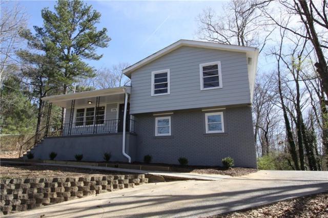 1056 Azalea Circle NE, Marietta, GA 30062 (MLS #6512191) :: Charlie Ballard Real Estate