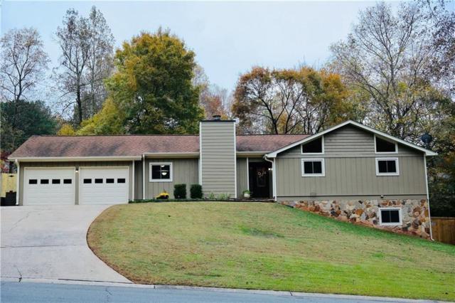 538 Charing Cross Drive, Marietta, GA 30066 (MLS #6512377) :: Kennesaw Life Real Estate