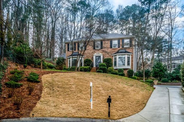 306 Kings Court NE, Marietta, GA 30067 (MLS #6512380) :: Rock River Realty