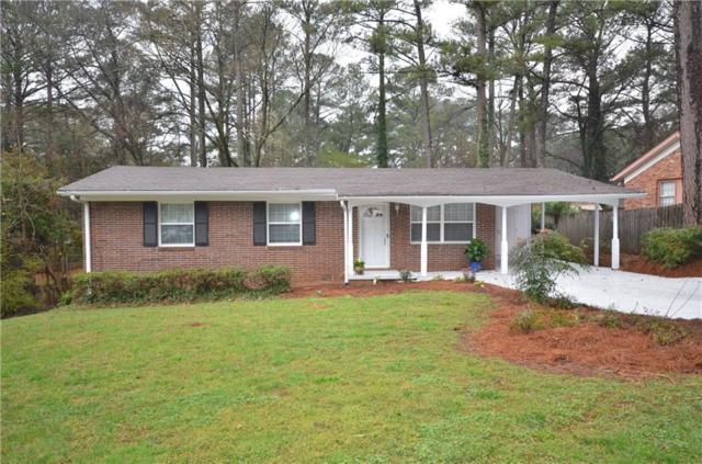 3975 Scott Drive, Forest Park, GA 30297 (MLS #6512528) :: Kennesaw Life Real Estate