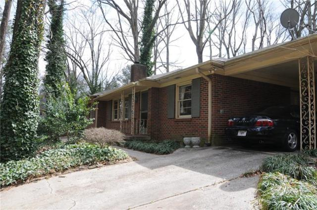 1297 The By Way NE, Atlanta, GA 30306 (MLS #6512769) :: The Zac Team @ RE/MAX Metro Atlanta