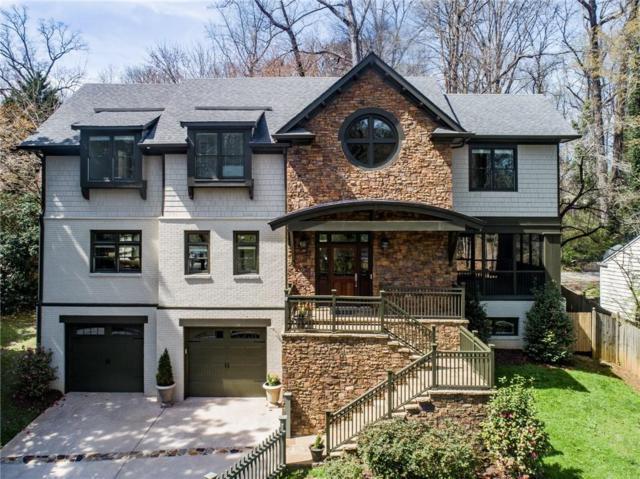 1265 Mclynn Avenue NE, Atlanta, GA 30306 (MLS #6512784) :: RE/MAX Paramount Properties