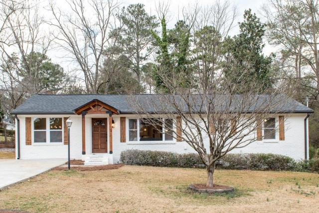 1447 SE Spruce Drive SE, Smyrna, GA 30080 (MLS #6512873) :: North Atlanta Home Team