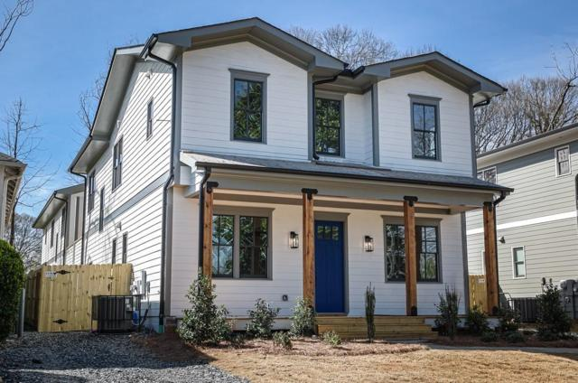 198 Hutchinson Street NE A, Atlanta, GA 30307 (MLS #6512917) :: The Cowan Connection Team