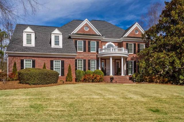 110 Turnberry Circle, Fayetteville, GA 30215 (MLS #6513143) :: Kennesaw Life Real Estate