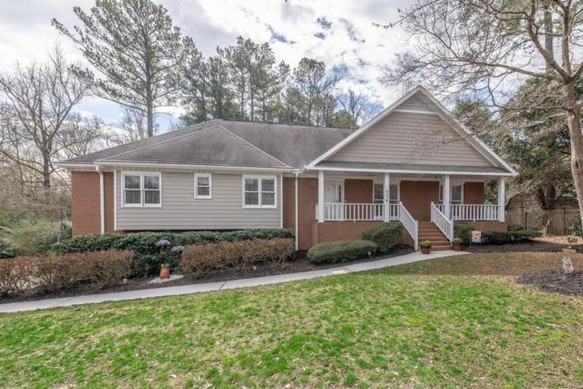 3172 NW Country Club Court NW, Kennesaw, GA 30144 (MLS #6513164) :: Kennesaw Life Real Estate