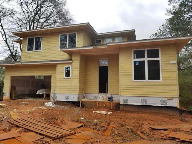 935 Sycamore Drive, Decatur, GA 30030 (MLS #6513285) :: The Zac Team @ RE/MAX Metro Atlanta