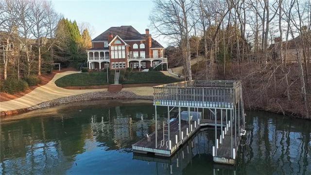 5730 Point West Drive, Oakwood, GA 30566 (MLS #6513288) :: Rock River Realty