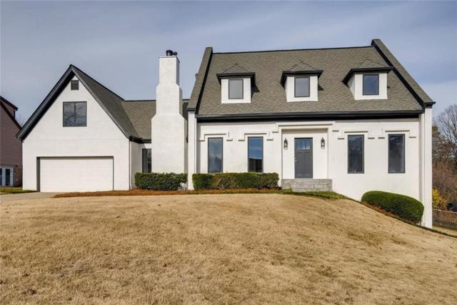 1645 Oakfield Lane, Roswell, GA 30075 (MLS #6513417) :: The Zac Team @ RE/MAX Metro Atlanta