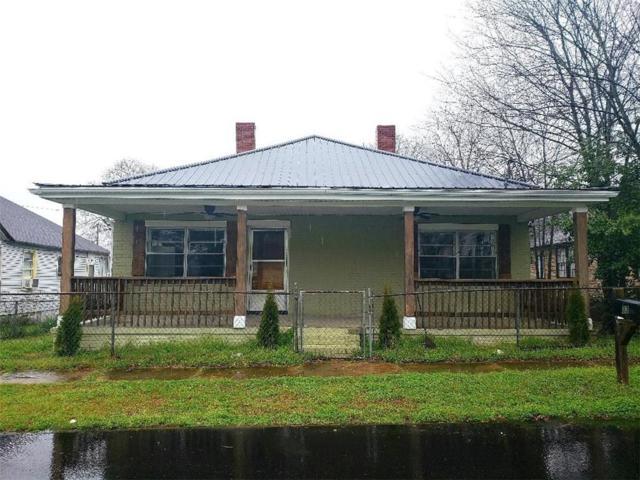 33 Hazel Street, Porterdale, GA 30014 (MLS #6513478) :: Kennesaw Life Real Estate