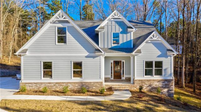 1205 Chapman Grove Lane, Monroe, GA 30656 (MLS #6513491) :: The Zac Team @ RE/MAX Metro Atlanta