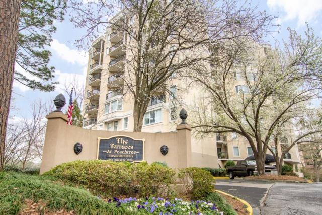 1 Biscayne Drive #511, Atlanta, GA 30309 (MLS #6513500) :: The Zac Team @ RE/MAX Metro Atlanta