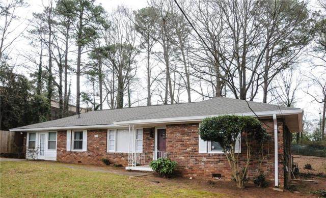 1495 Linkwood Lane, Decatur, GA 30033 (MLS #6513502) :: The Zac Team @ RE/MAX Metro Atlanta