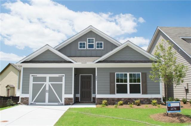 111 Point View Drive #61, Canton, GA 30114 (MLS #6513621) :: Path & Post Real Estate