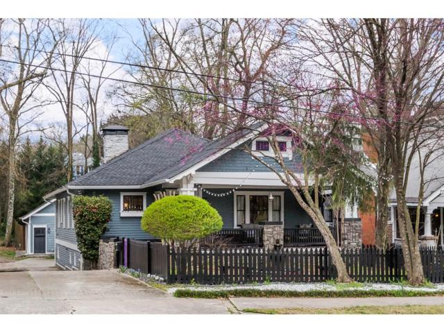 536 Moreland Avenue NE, Atlanta, GA 30307 (MLS #6513677) :: RE/MAX Paramount Properties