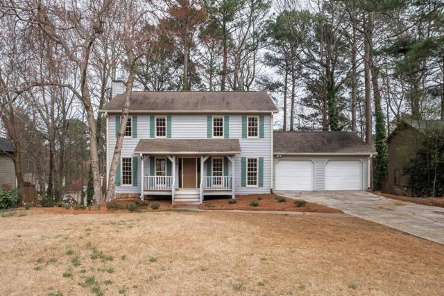 3665 Scotts Mill Run, Peachtree Corners, GA 30096 (MLS #6513899) :: Todd Lemoine Team