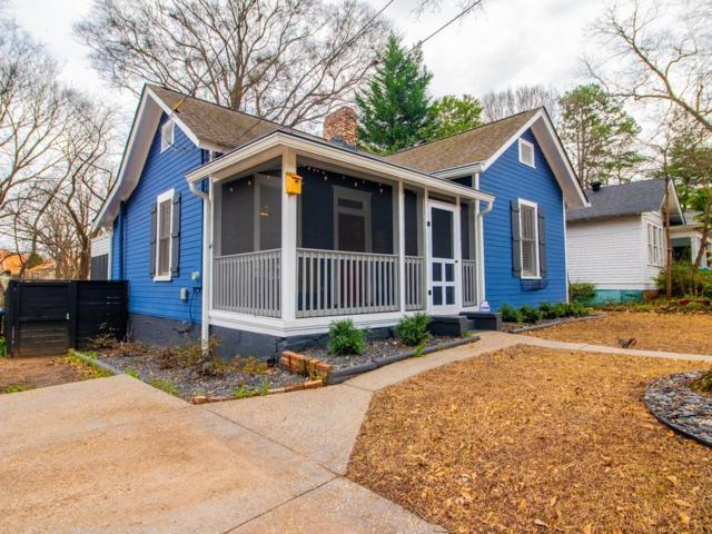 1207 Niles Avenue NW, Atlanta, GA 30318 (MLS #6514190) :: The Zac Team @ RE/MAX Metro Atlanta