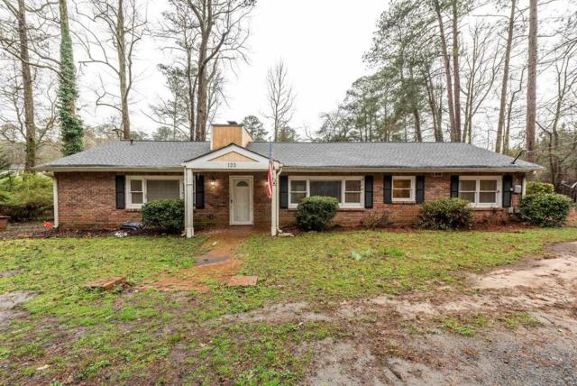 125 Lower Victoria Road, Woodstock, GA 30189 (MLS #6514224) :: The Cowan Connection Team