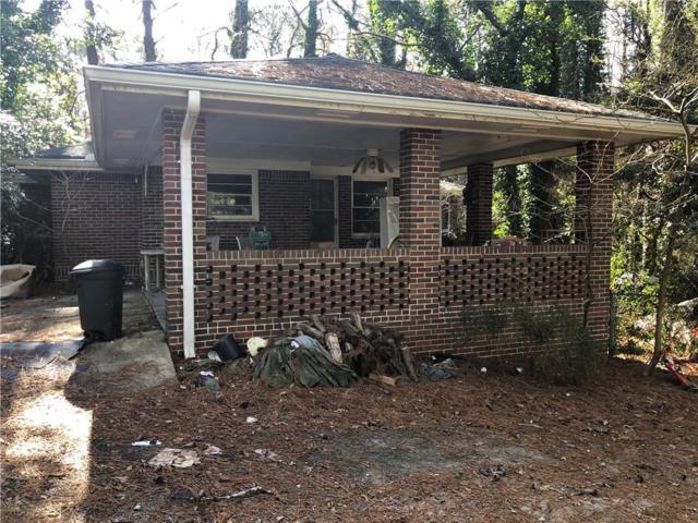 2294 Clairmont Road NE, Atlanta, GA 30329 (MLS #6514636) :: The Zac Team @ RE/MAX Metro Atlanta