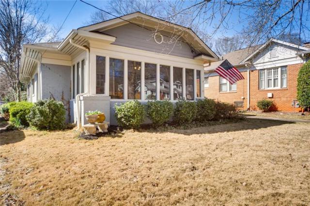 305 Kings Highway, Decatur, GA 30030 (MLS #6514804) :: The Zac Team @ RE/MAX Metro Atlanta