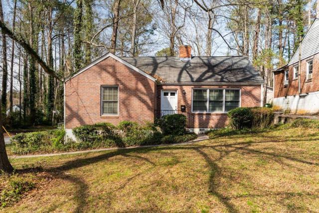 1765 SW Stokes Avenue SW, Atlanta, GA 30310 (MLS #6515159) :: RE/MAX Prestige