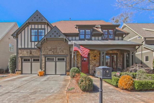 424 Rammel Oaks Drive, Avondale Estates, GA 30002 (MLS #6515174) :: The Zac Team @ RE/MAX Metro Atlanta
