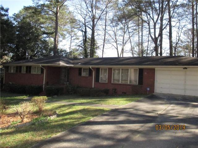 3640 Rolling Green Ridge SW, Atlanta, GA 30331 (MLS #6515186) :: The Zac Team @ RE/MAX Metro Atlanta