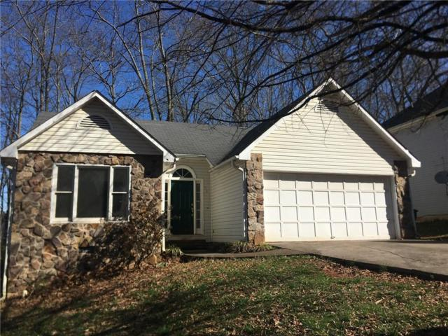 28 White Oak Drive SE, Cartersville, GA 30121 (MLS #6515257) :: Kennesaw Life Real Estate
