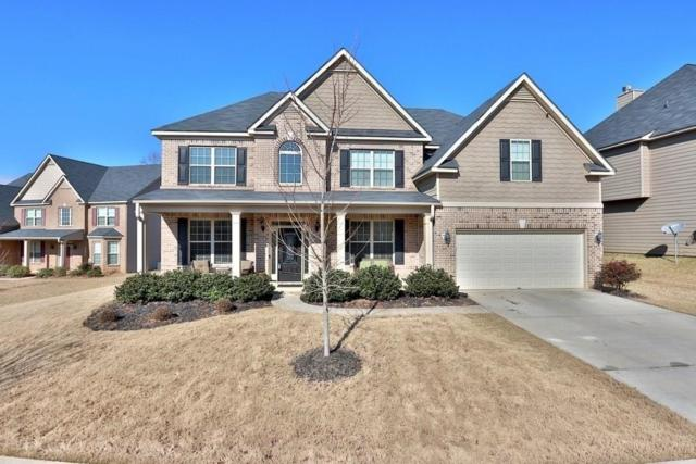 4285 Kershaw Trail, Snellville, GA 30039 (MLS #6515365) :: The Zac Team @ RE/MAX Metro Atlanta