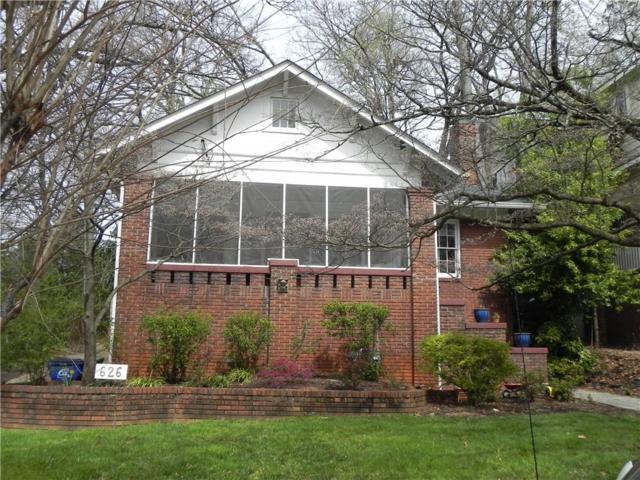 626 Elmwood Drive NE, Atlanta, GA 30306 (MLS #6515373) :: RE/MAX Prestige