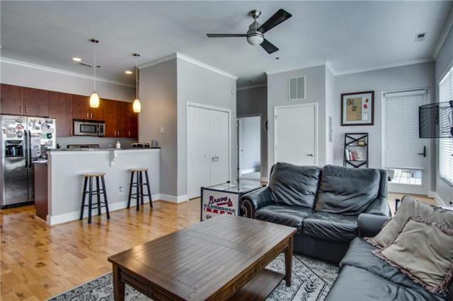 384 Ralph Mcgill Boulevard NE #302, Atlanta, GA 30312 (MLS #6515425) :: Path & Post Real Estate