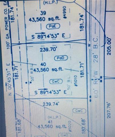 5010 Hyde Way, Cumming, GA 30040 (MLS #6515440) :: Iconic Living Real Estate Professionals
