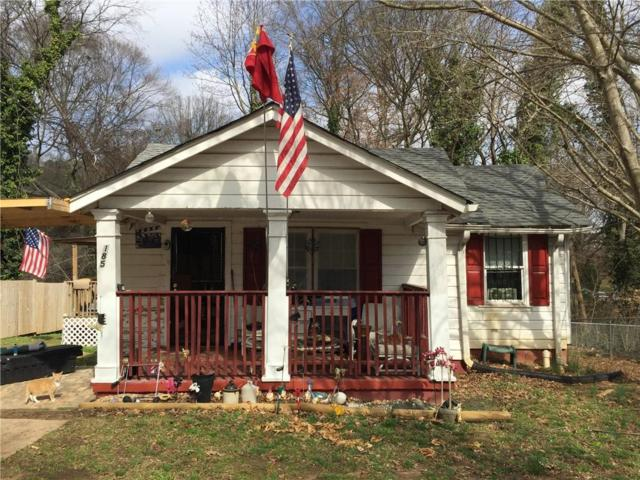 185 Polar Rock Road SW, Atlanta, GA 30315 (MLS #6515492) :: Kennesaw Life Real Estate