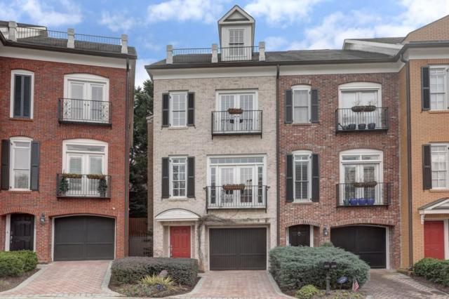 3275 Buckhead Forest Mews, Atlanta, GA 30305 (MLS #6515545) :: Iconic Living Real Estate Professionals