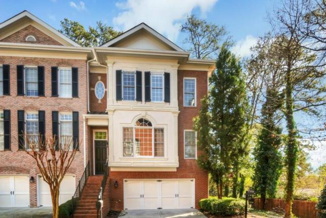 4311 Kingston Gate Cove #27, Atlanta, GA 30341 (MLS #6515587) :: North Atlanta Home Team