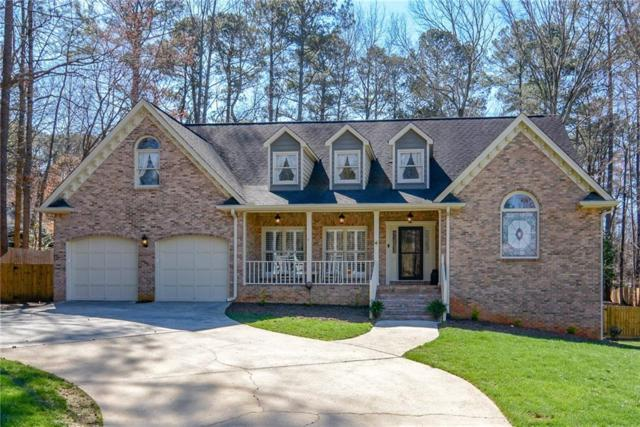 846 Sunset Drive, Norcross, GA 30071 (MLS #6515613) :: The Cowan Connection Team