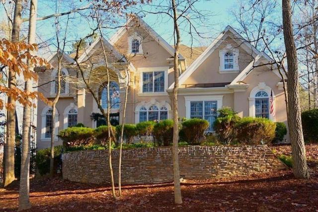 611 Lake Overlook Drive, Canton, GA 30114 (MLS #6515643) :: Kennesaw Life Real Estate