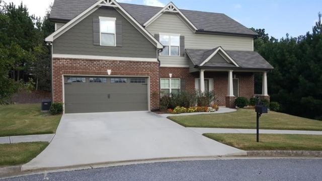 1127 Clear Stream Ridge, Auburn, GA 30011 (MLS #6515702) :: The Cowan Connection Team