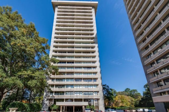 2575 Peachtree Road NE 6B, Atlanta, GA 30305 (MLS #6515796) :: The Zac Team @ RE/MAX Metro Atlanta