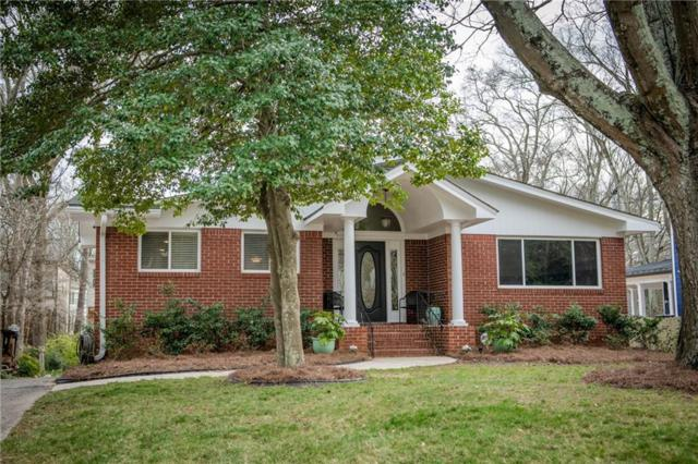 2123 Wisteria Way NE, Atlanta, GA 30317 (MLS #6515820) :: The North Georgia Group