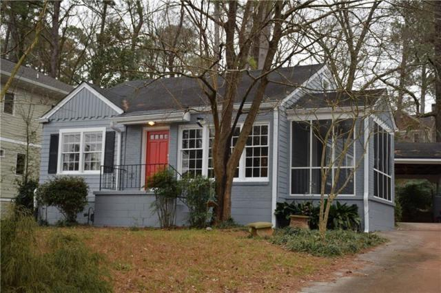133 Park Drive, Decatur, GA 30030 (MLS #6515879) :: Iconic Living Real Estate Professionals