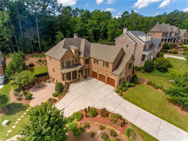 1145 Hamilton Estates Drive NW, Kennesaw, GA 30152 (MLS #6515937) :: The Zac Team @ RE/MAX Metro Atlanta