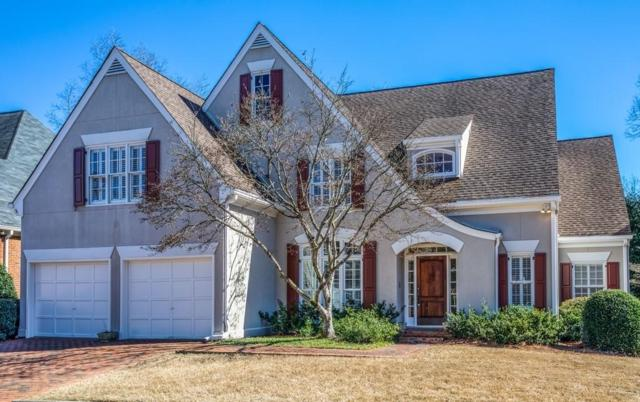 2303 Littlebrooke Lane, Dunwoody, GA 30338 (MLS #6515967) :: Rock River Realty
