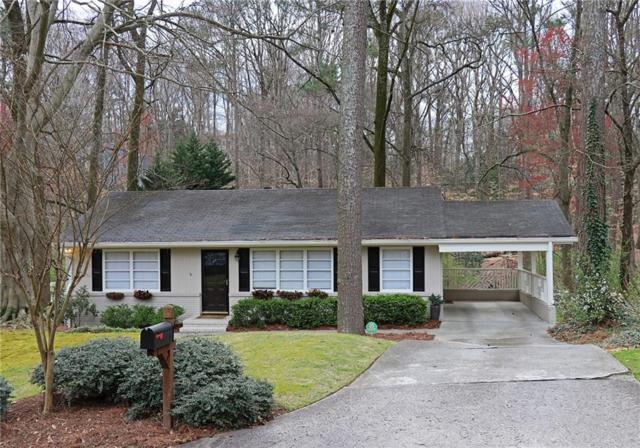 1748 Warren Court NW, Atlanta, GA 30318 (MLS #6516061) :: The Cowan Connection Team