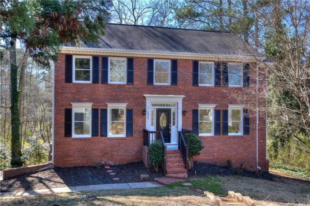 1570 Willow Bluff, Marietta, GA 30066 (MLS #6516082) :: The Zac Team @ RE/MAX Metro Atlanta