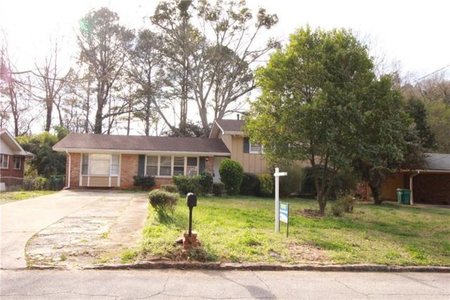1020 Casa Drive, Clarkston, GA 30021 (MLS #6516092) :: The Zac Team @ RE/MAX Metro Atlanta