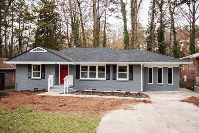 1842 Longdale Drive, Decatur, GA 30032 (MLS #6516145) :: The Zac Team @ RE/MAX Metro Atlanta