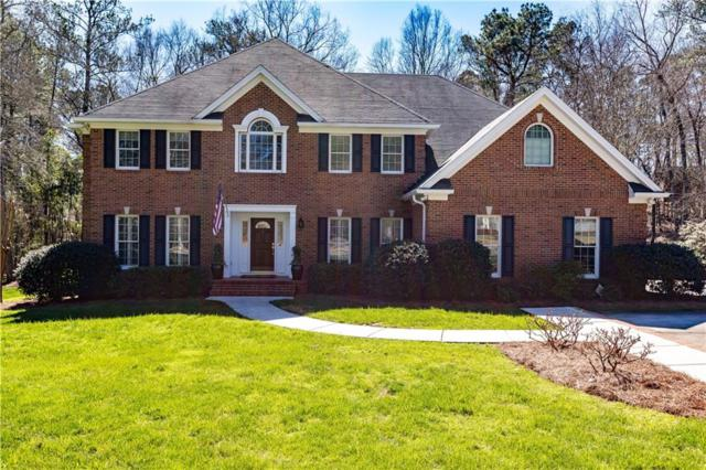 14 Forest Meadow Road SW, Rome, GA 30165 (MLS #6516152) :: Iconic Living Real Estate Professionals
