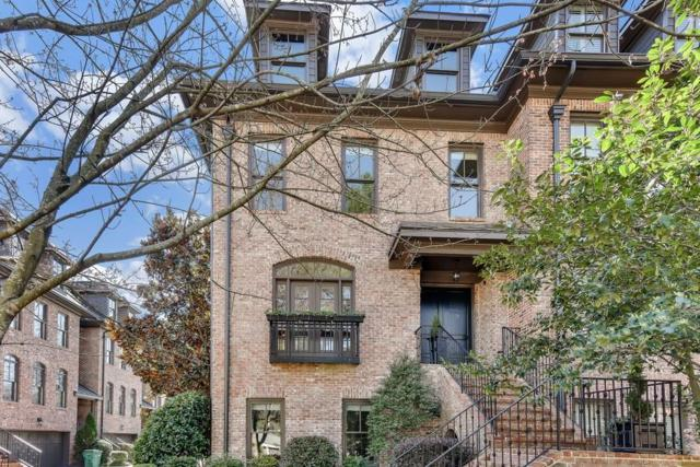 4222 Rickenbacker Drive NE #24, Atlanta, GA 30342 (MLS #6516215) :: The Zac Team @ RE/MAX Metro Atlanta